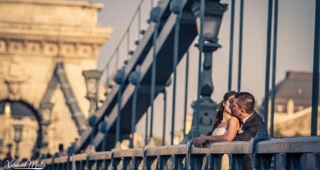 Alina & Horatiu - O plimbare prin Budapesta