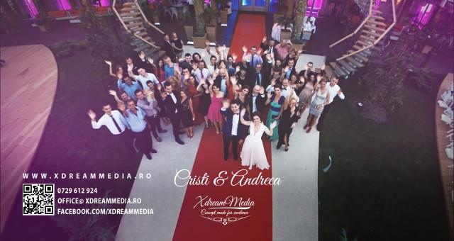 Andreea si Cristi wedding trailer