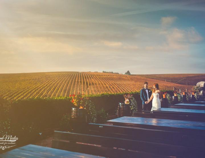 Distractie si fericire. O nunta plina de viata cu Alin si Alina protagonistii principali.